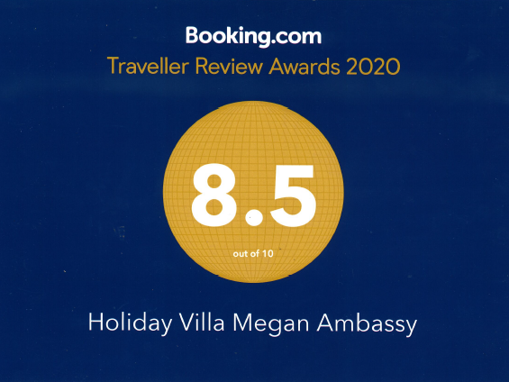 Booking.com Award